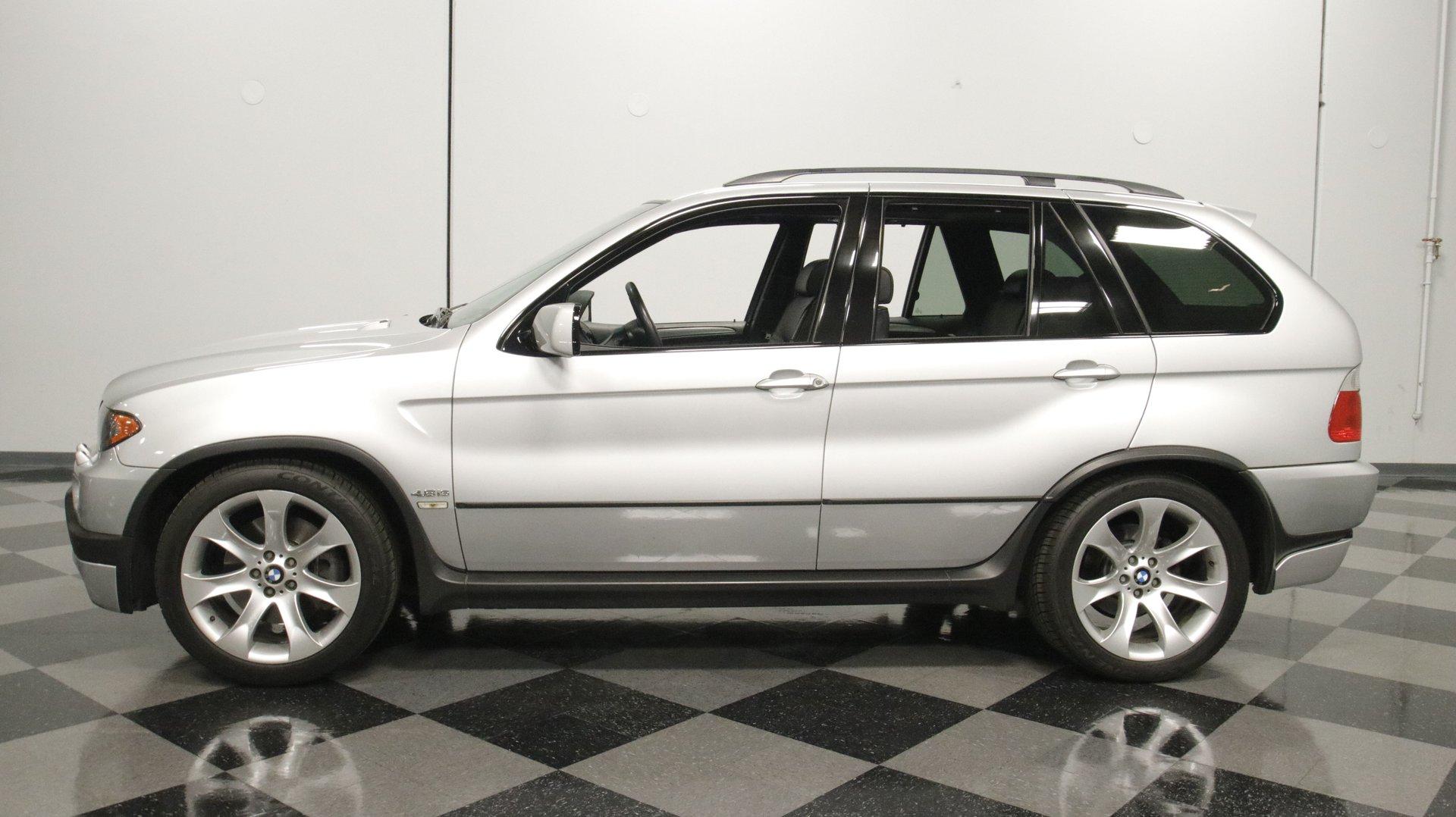2006 bmw x5 4 8is