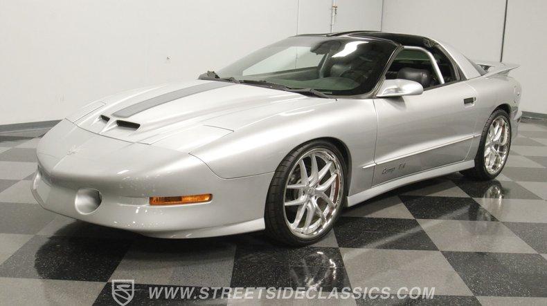 For Sale: 1996 Pontiac Firebird