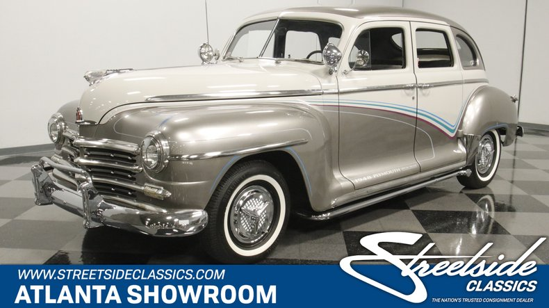 For Sale: 1948 Plymouth Special Deluxe