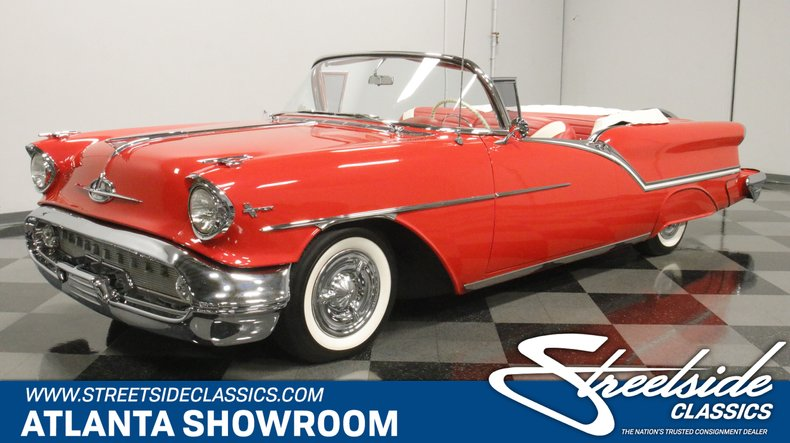 For Sale: 1957 Oldsmobile Super 88