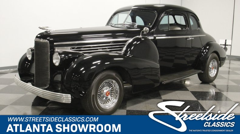 For Sale: 1939 Cadillac LaSalle