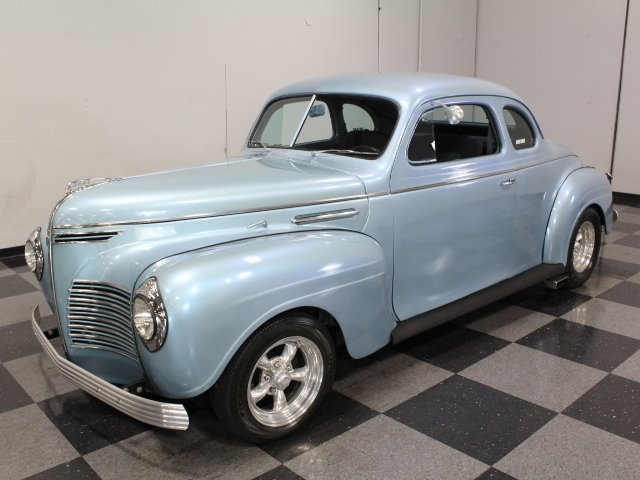 For Sale: 1940 Plymouth P10