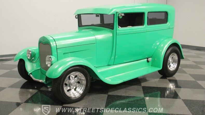 For Sale: 1928 Ford Tudor