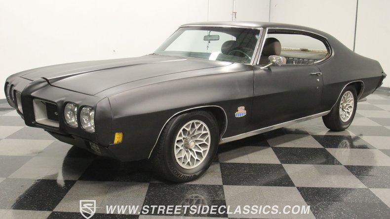 For Sale: 1970 Pontiac LeMans