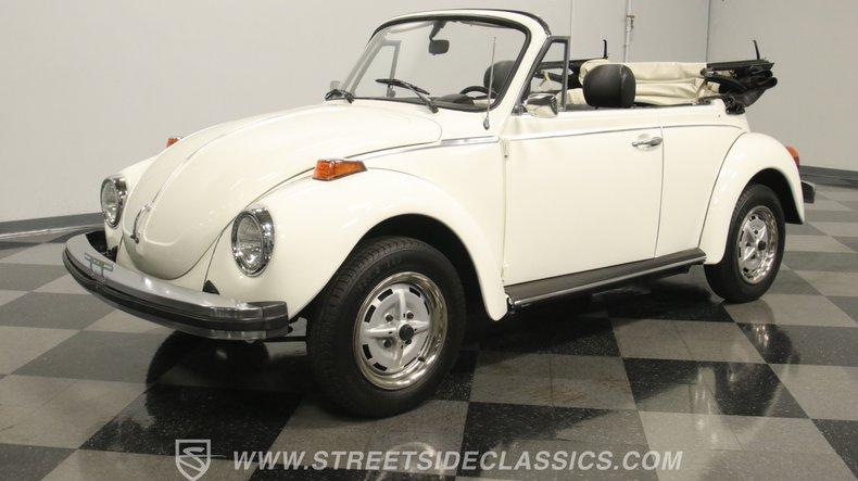 For Sale: 1979 Volkswagen Super Beetle