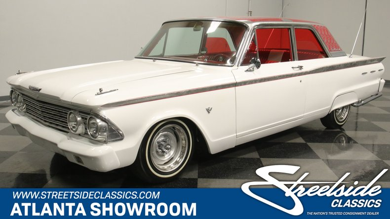 For Sale: 1962 Ford Fairlane