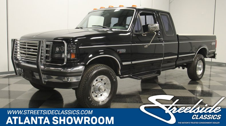 For Sale: 1993 Ford F-250