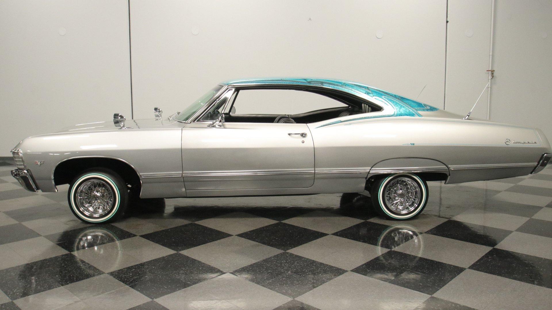 1967 chevrolet impala lowrider