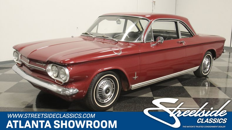 For Sale: 1963 Chevrolet Corvair