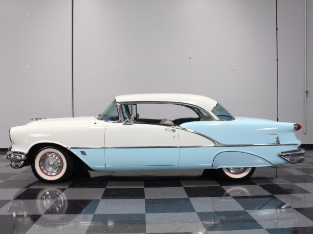 1956 oldsmobile super 88 holiday
