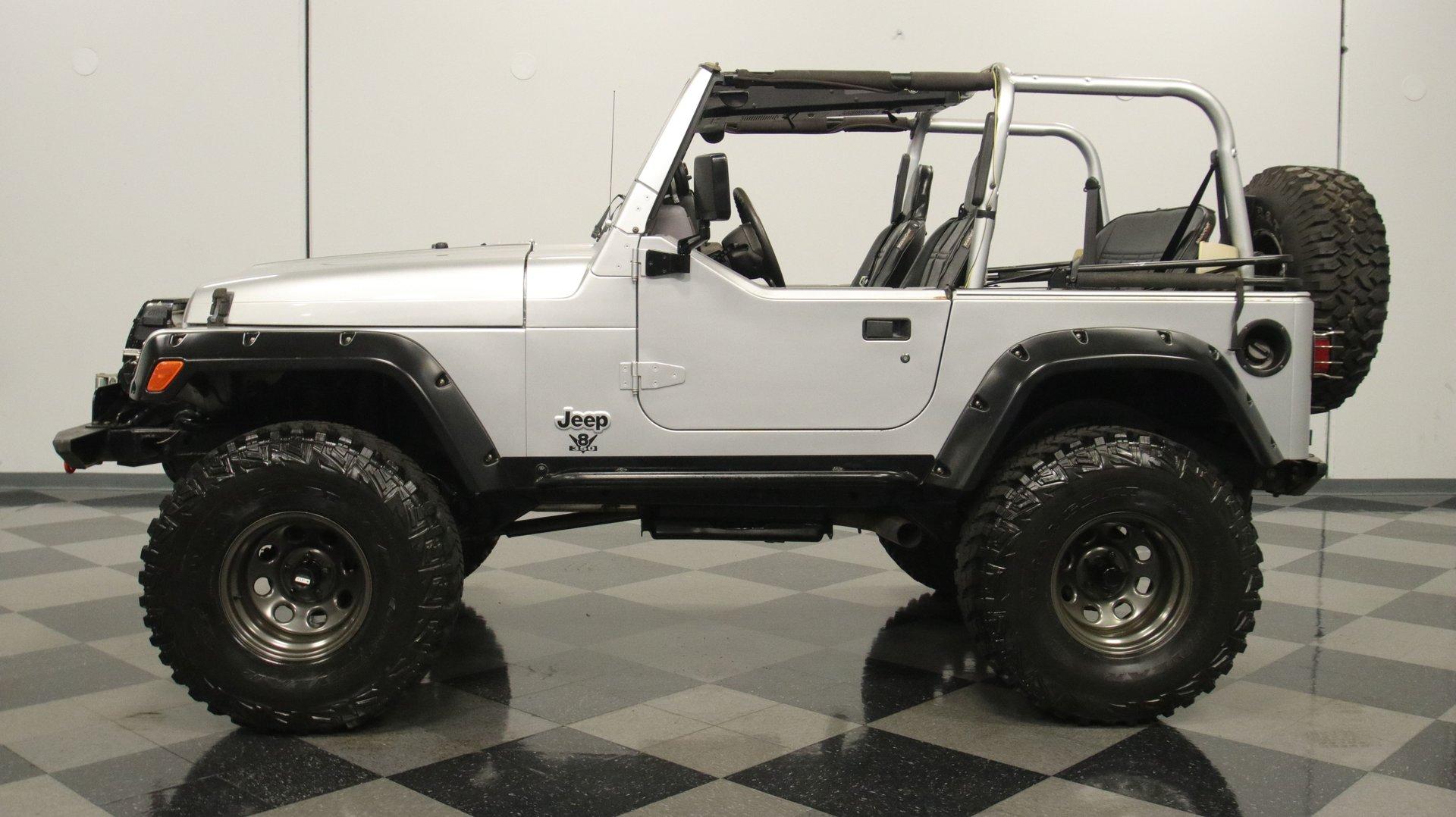 1998 jeep wrangler 4x4
