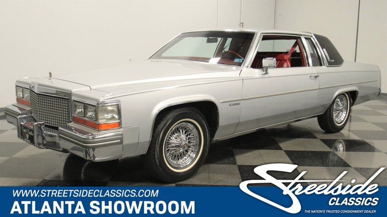 For Sale: 1981 Cadillac Coupe DeVille
