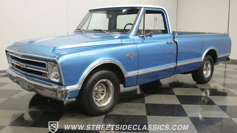 For Sale: 1967 Chevrolet C10