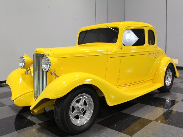For Sale: 1933 Chevrolet
