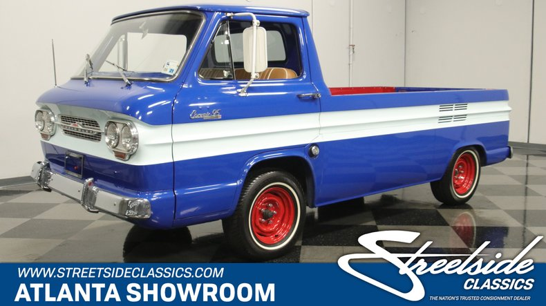 For Sale: 1963 Chevrolet Corvair 95