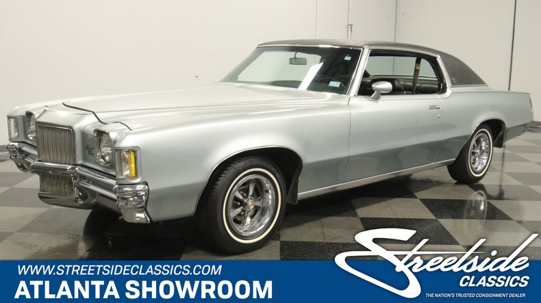 For Sale: 1971 Pontiac Grand Prix