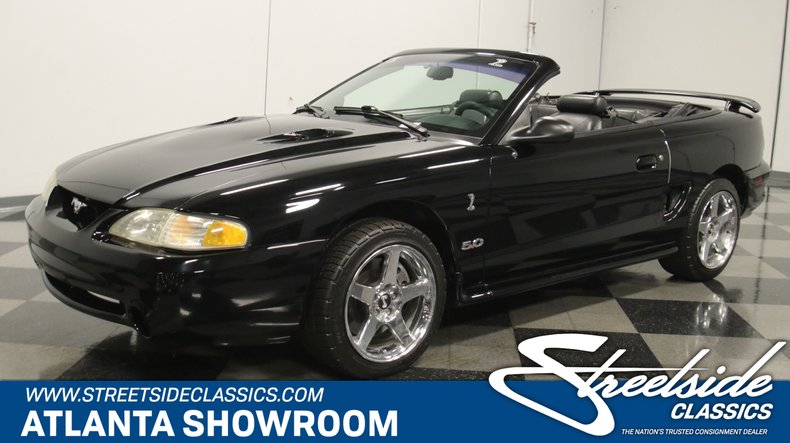 For Sale: 1997 Ford Mustang