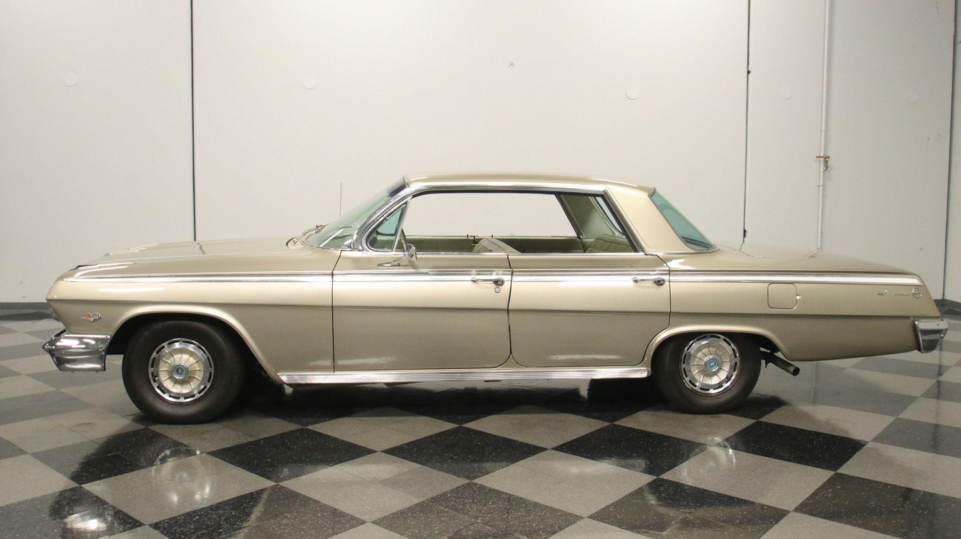 1962 chevrolet impala sport sedan