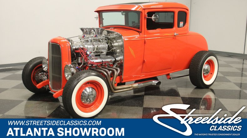 For Sale: 1930 Ford 5-Window