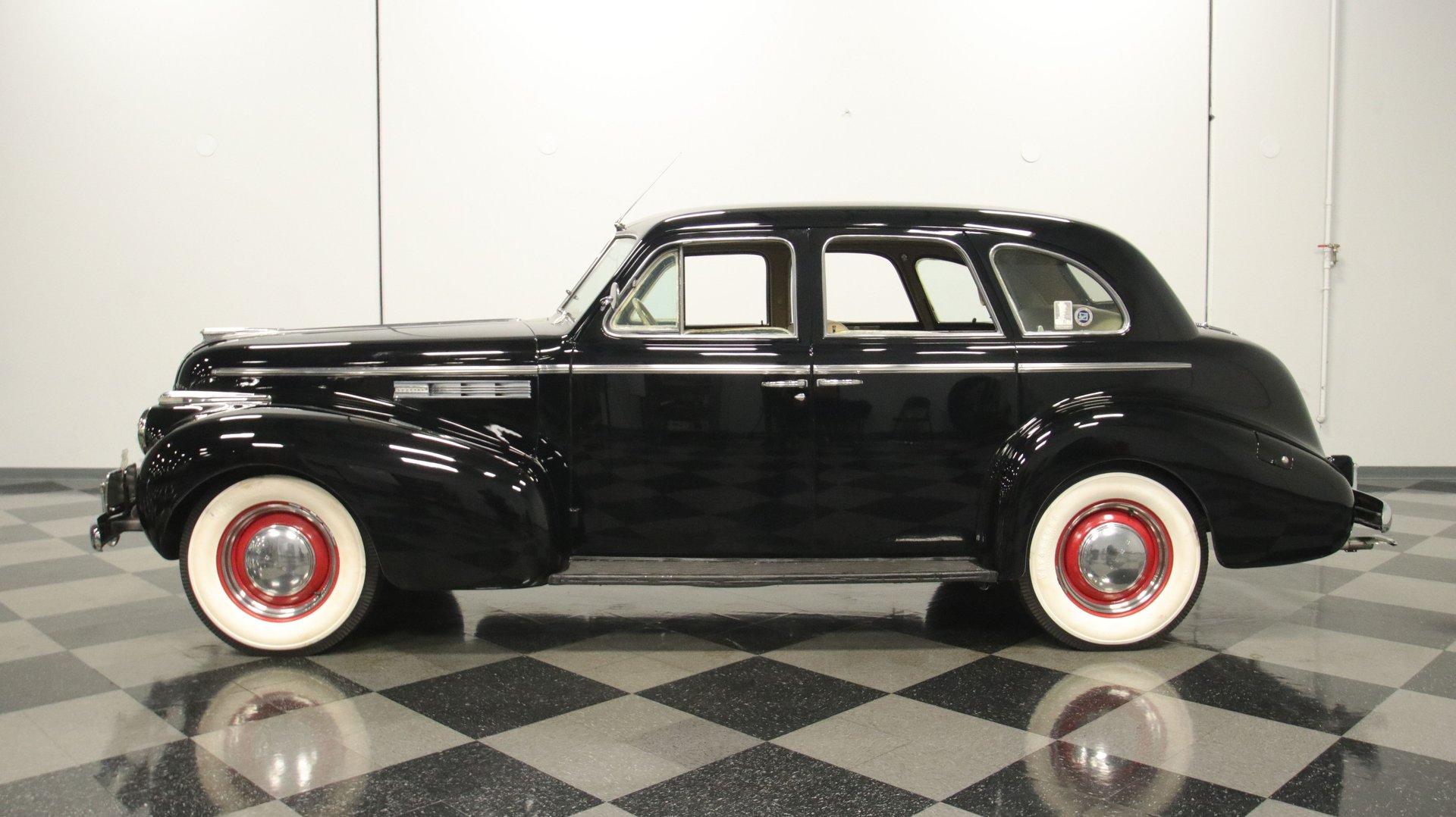 1940 buick 40