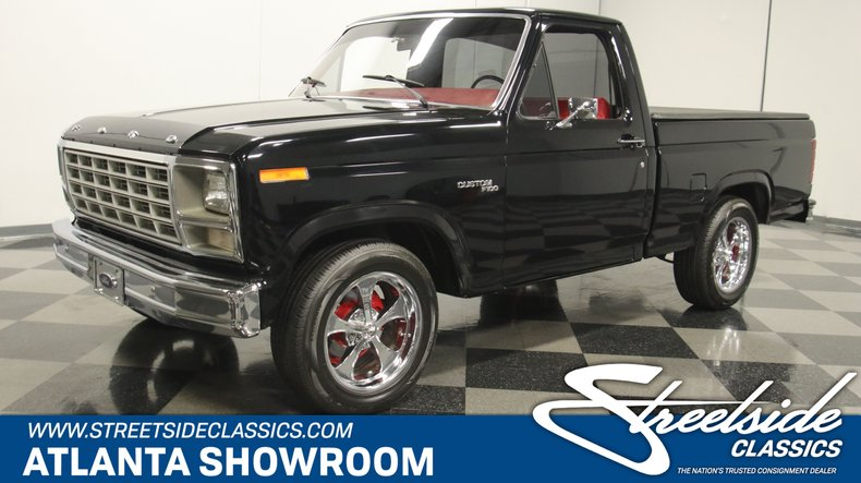 For Sale: 1980 Ford F-100