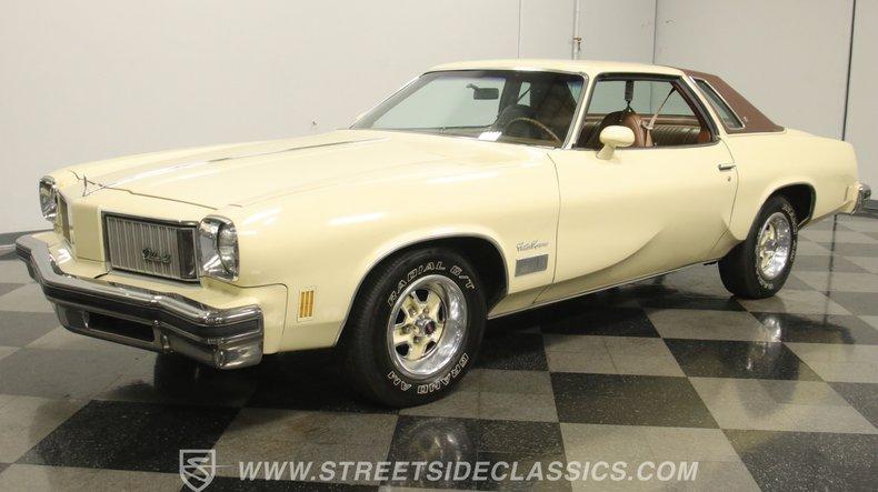 For Sale: 1975 Oldsmobile Cutlass