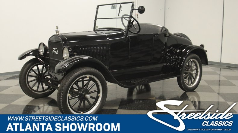 For Sale: 1926 Ford Model T