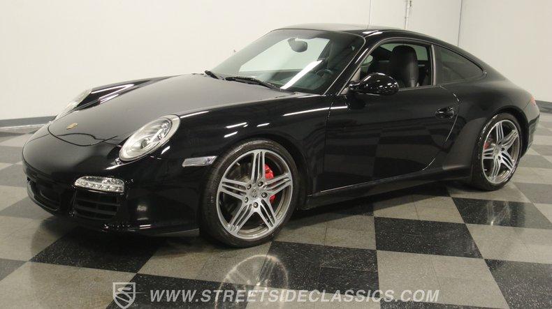 For Sale: 2009 Porsche 911