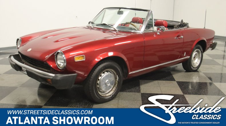 For Sale: 1978 Fiat 124