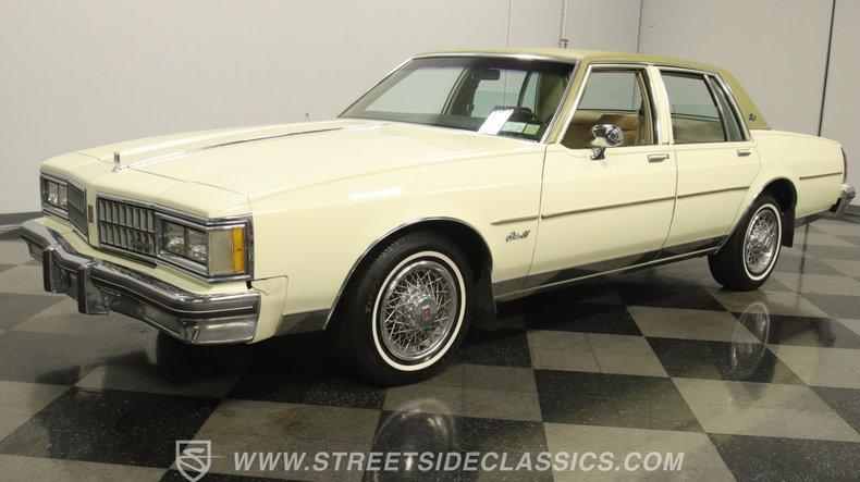 For Sale: 1981 Oldsmobile Delta 88