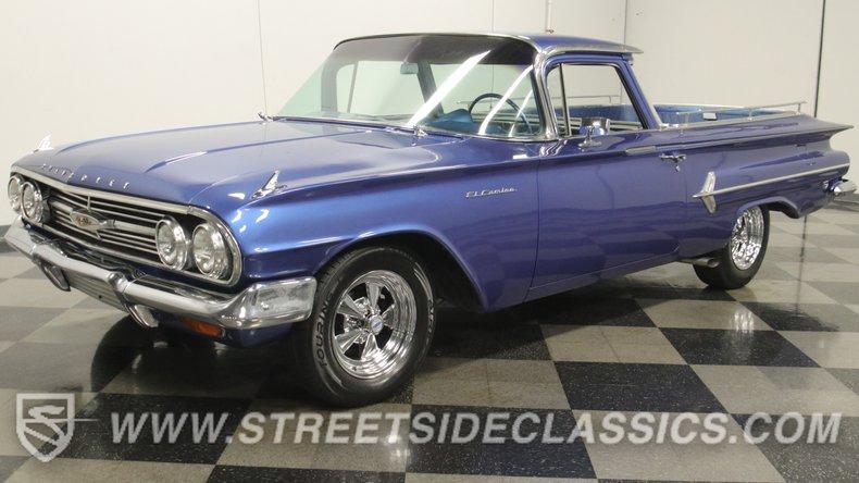 For Sale: 1960 Chevrolet El Camino