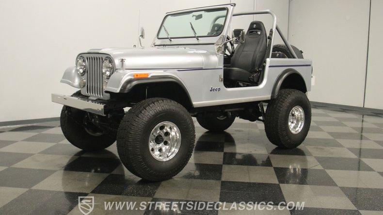 For Sale: 1982 Jeep CJ7