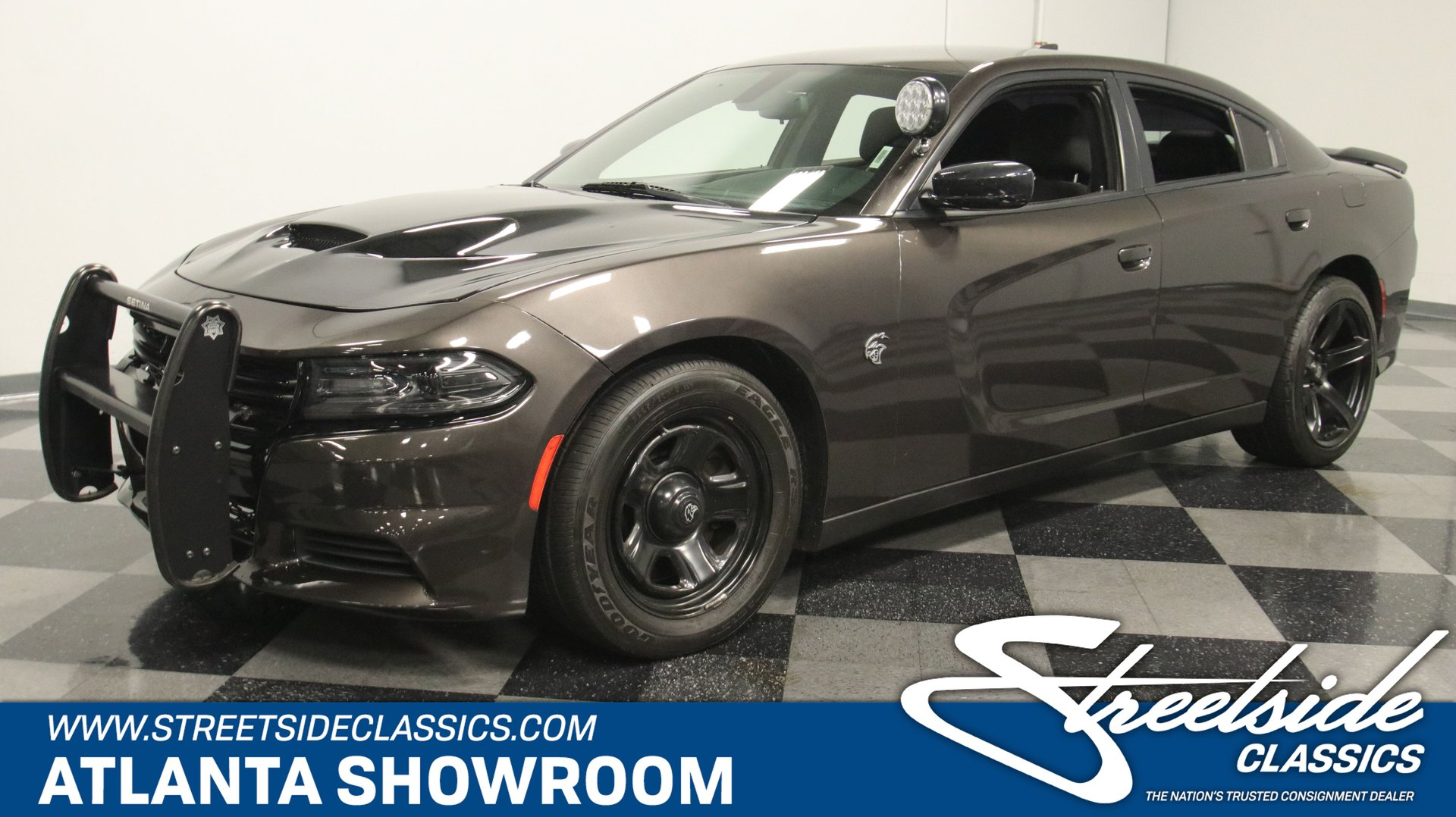 2015 dodge charger police pursuit hellcat