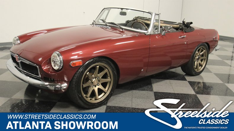 For Sale: 1979 MGB