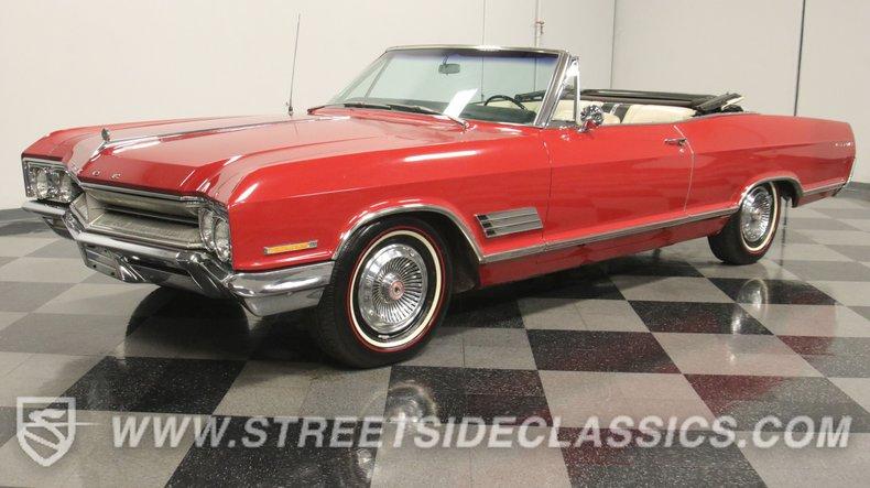 For Sale: 1966 Buick Wildcat