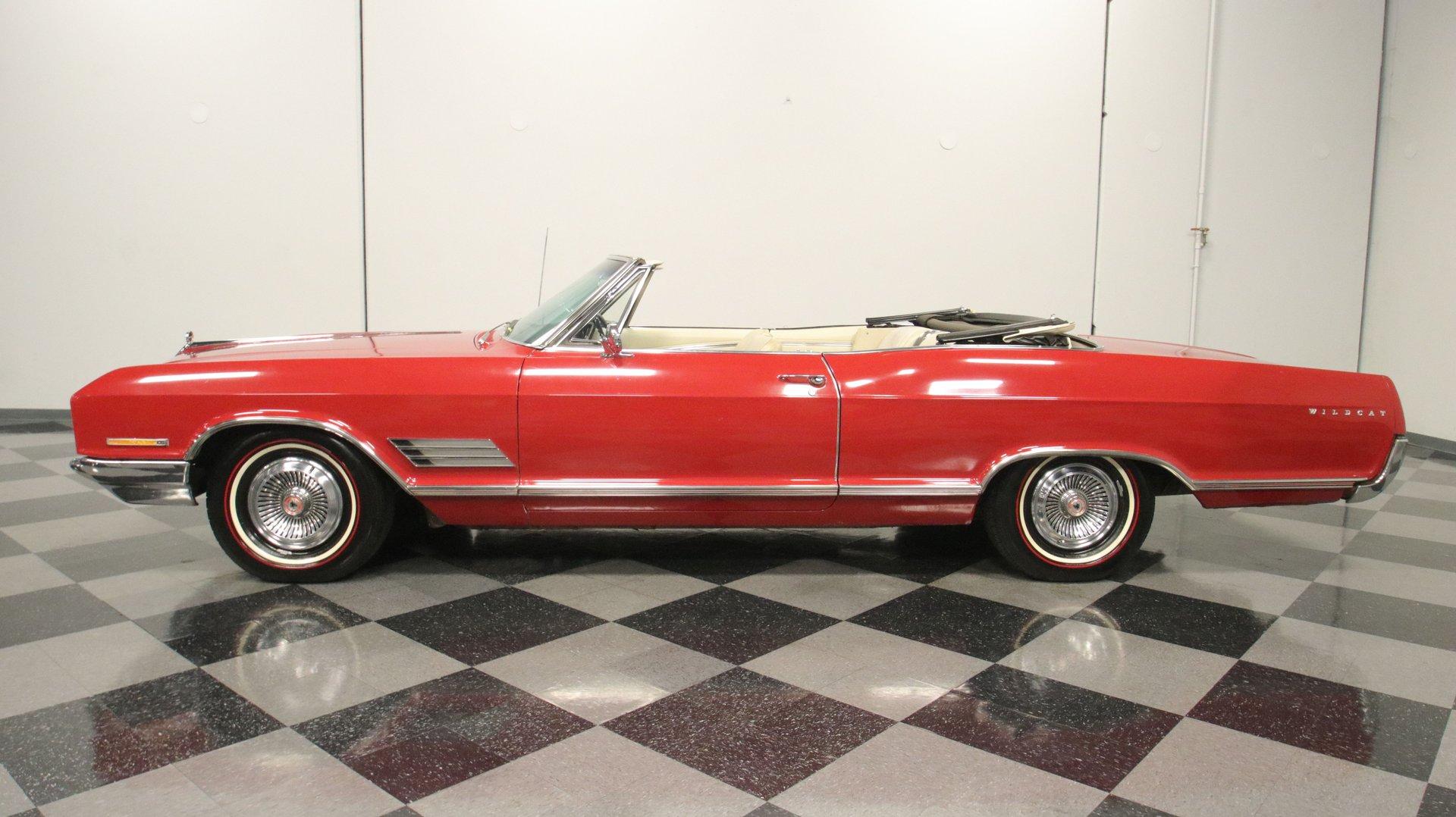 1966 buick wildcat custom convertible