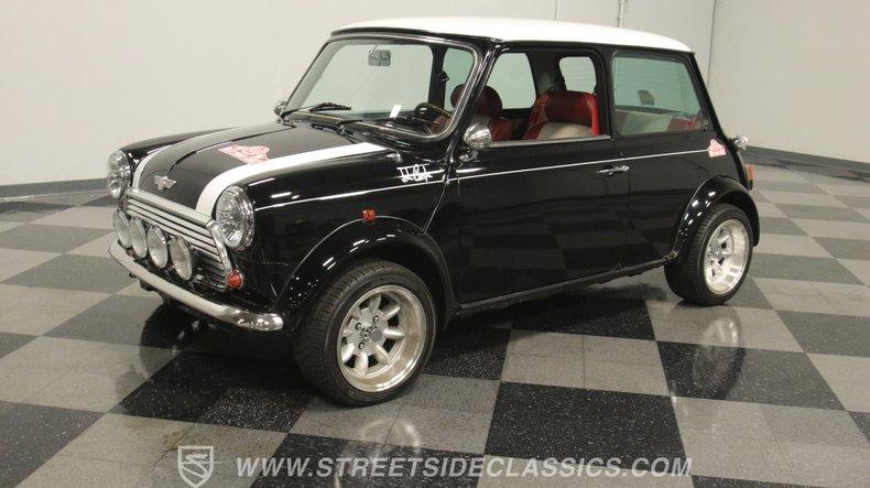 For Sale: 1975 Mini Cooper