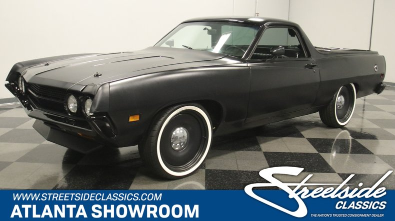 For Sale: 1971 Ford Ranchero