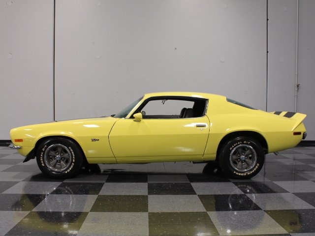 1973 chevrolet camaro z 28 rs
