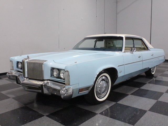 For Sale: 1975 Chrysler Imperial