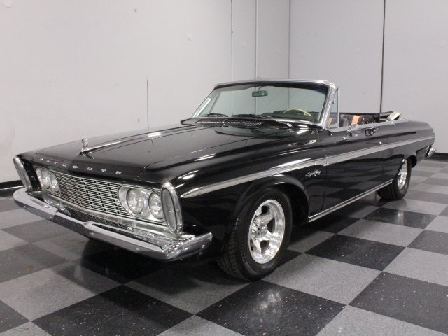 For Sale: 1963 Plymouth Sport Fury