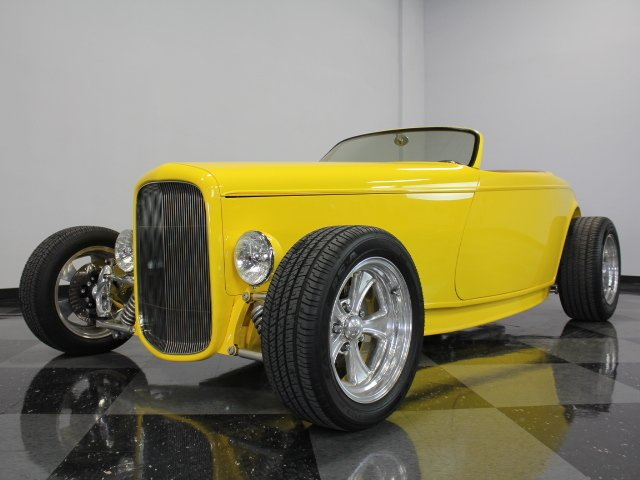 For Sale: 1932 Ford Boydster II