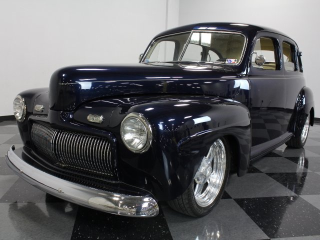 For Sale: 1942 Ford Sedan
