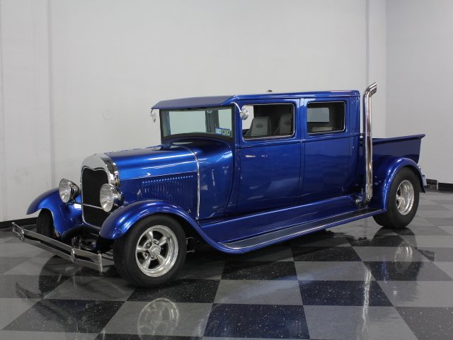 2008 asve ford model a