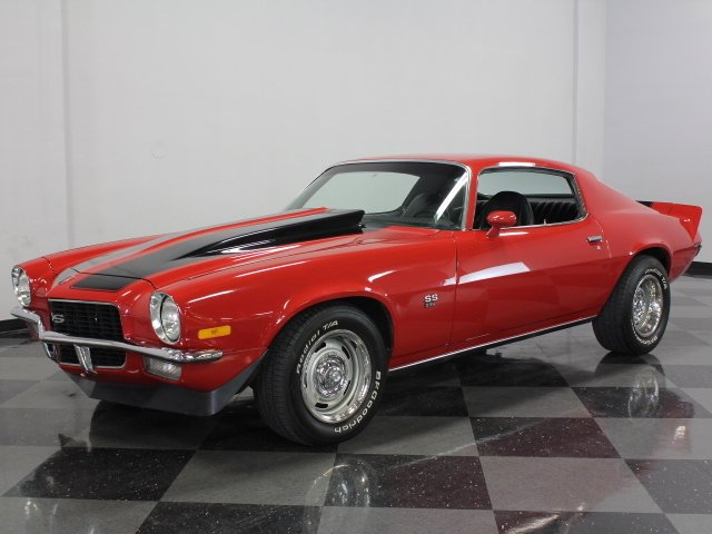 For Sale: 1971 Chevrolet Camaro