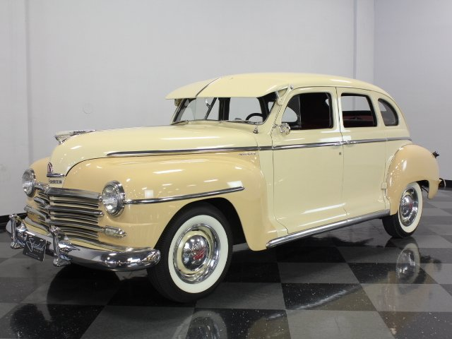 For Sale: 1947 Plymouth Special