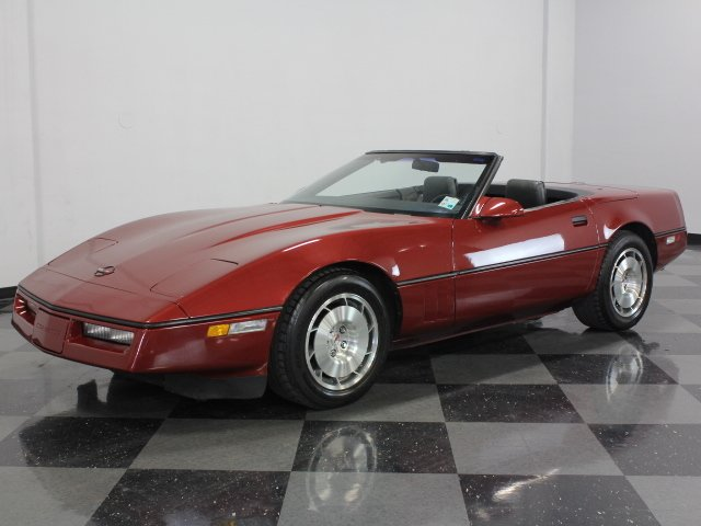 For Sale: 1986 Chevrolet Corvette