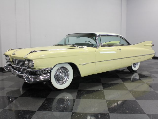 For Sale: 1959 Cadillac Series 62