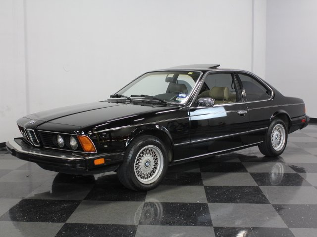 For Sale: 1983 BMW 633csi