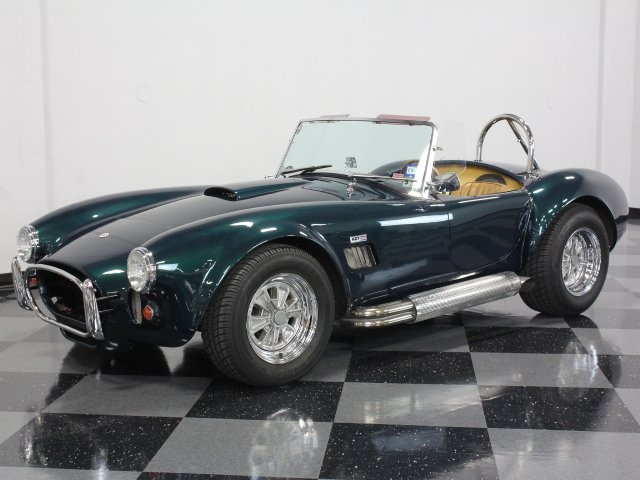 For Sale: 1964 Shelby Cobra